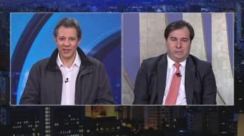 Ex-prefeito de São Paulo e ex-presidente da Câmara dos Deputados debatem possível adoção do sistema no Brasil