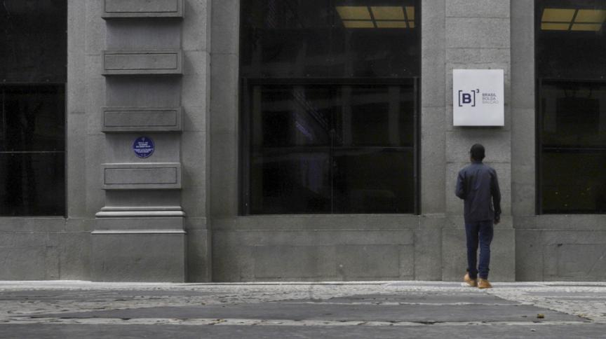 Empresas que estrearam recentemente na bolsa tem sofrido nos últimos pregões