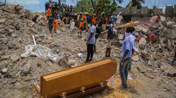 Itamaraty confirma ida de peritos em busca e resgate em estruturas urbanas colapsadas ao país; Saúde também enviará kits de materiais hospitalares