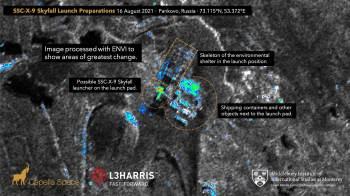 Chamado de 'Skyfall', novo armamento poderia evitar radares e interceptores de defesa antimísseis dos EUA; especialista temem nova corrida armamentista