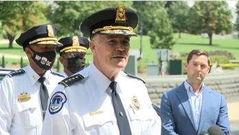 Chefe da Polícia afirmou que ainda não há confirmação sobre explosivos na caminhonete utilizada pelo suspeito