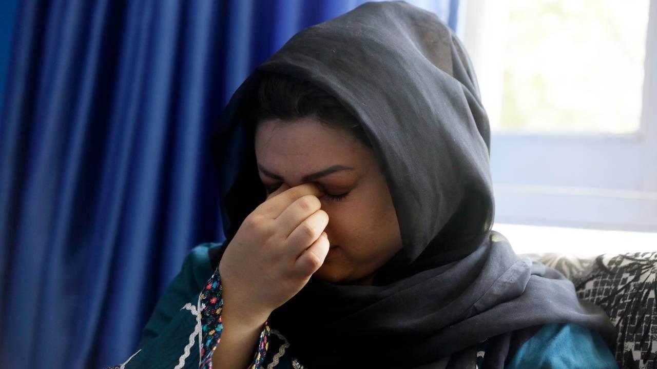 Zarmina Zakar, ativista dos direitos das mulheres no Afeganistão