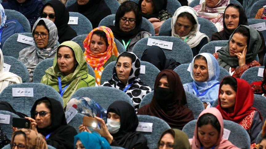 Mulher afegãs