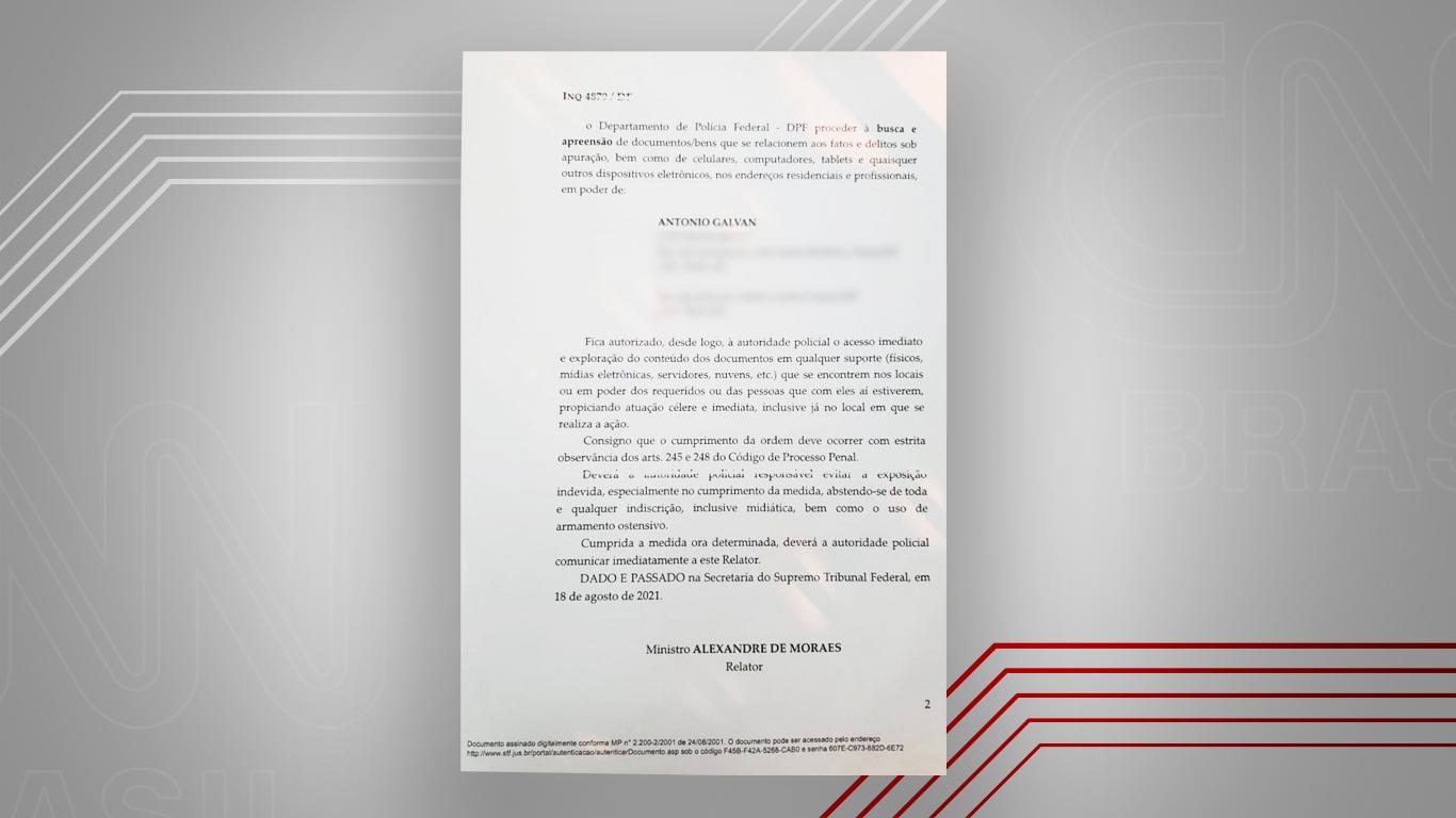 PF cumpre busca e apreensão contra presidente da Aprosoja