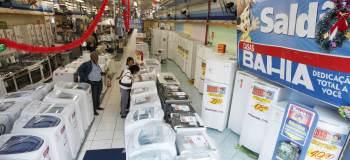 A companhia, dona das redes Casas Bahia e Ponto, além do banco digital Banqi, registrou uma receita bruta no conceito GMV de R$ 11,4 bilhões