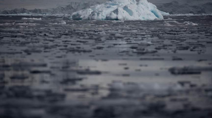 Derretimento das geleiras na Antártica é uma das grandes preocupações relacionadas ao aquecimento global