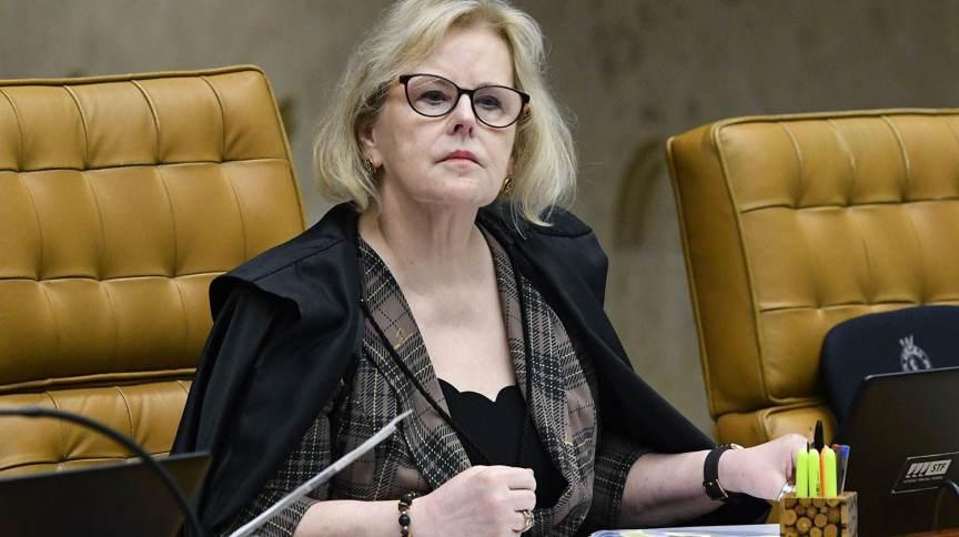 Ministra Rosa Weber negou recurso apresentado pela CPI da Pandemia