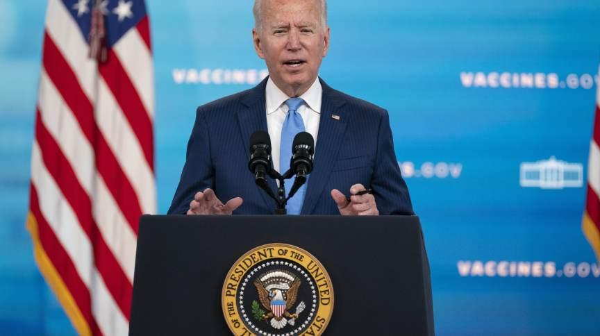 Joe Biden teria ameaçado Irã, segundo oficial do país