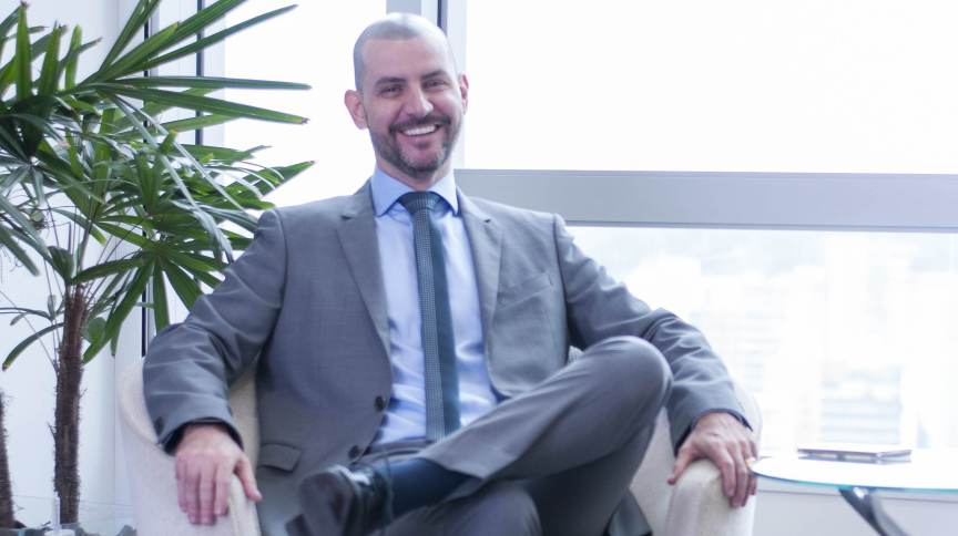 Ailton Santos, executivo-chefe da Nokia no Brasil