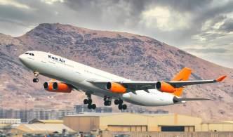 As duas únicas companhias aéreas afegãs, Kam Air e Ariana Afghan Airlines negociam com Talibã para retomarem suas atividades