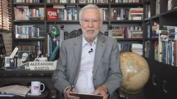 No quadro Liberdade de Opinião desta segunda-feira (30), o jornalista avaliou se o ex-presidente Lula e o presidente Jair Bolsonaro (sem partido) devem ser os protagonistas nas eleições de 2022