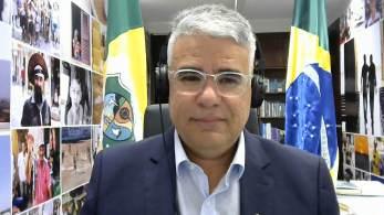 Girão citou em entrevista à CNN que possui materialidade muito clara de rastreio da corrupção em contratos de compra de respiradores do Consórcio do Nordeste
