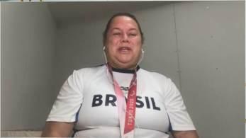 Ela é uma das responsáveis por fazer o Brasil conquistar a marca de 100 ouros em Paralimpíadas