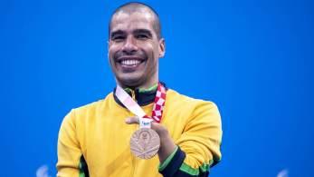 Brasileiro exercerá a função com outros cinco atletas até as Paralimpíadas de Paris em 2024