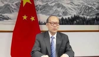 No Conselho de Direitos Humanos da ONU, Chen Xu, embaixador de Pequim, diz que norte-americanos e outros membros da coalizão devem ser punidos por supostas violações de direitos que cometeram no país