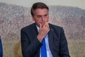 Segundo pessoas presentes no encontro, o presidente não pretende recuar no embate com o ministro da Corte Alexandre de Moraes