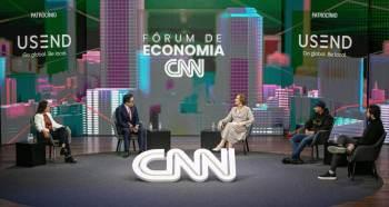 O Fórum de Economia CNN – Os Desafios de um Brasil Essencial recebeu a fundação Tide Setubal, Banco Maré, Primo Rico e Favelado Investidor para um debate sobre a desigualdade social