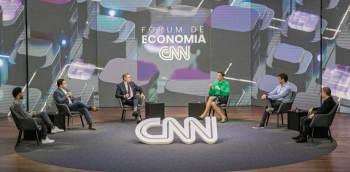 Representantes em empresas e organizações com papel de destaque durante a pandemia discutiram avanços e gargalos no Fórum de Economia CNN