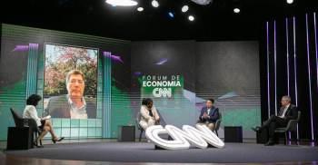 Representantes de empresas e do mercado ressaltaram urgência da agenda ESG no Fórum de Economia CNN – Os desafios de um Brasil essêncial