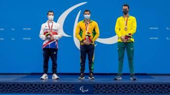 Com um ouro, uma prata e dois bronzes, país está na 7ª posição no quadro de medalhas dos Jogos