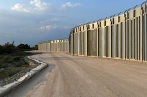 Construção possui 40 quilômetros de extensão