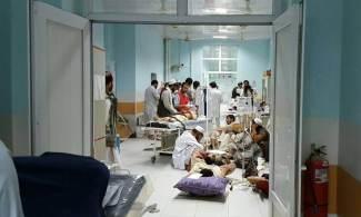 A MSF é uma das maiores agências de ajuda médica no Afeganistão e prometeu que suas equipes em todo o país 'permanecerão onde estão'