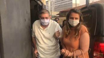 Mandado de prisão foi cumprido nesta quinta-feira (26) pela Justiça após denúncia do Ministério Público de Goiás