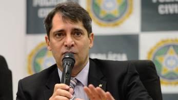 Ex-chefe da Polícia Civil do Rio Fernando Veloso assume o cargo