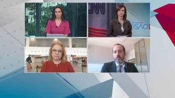 Representantes da Federação Nacional das Escolas Particulares e Associação Brasileira de Distribuidores de Energia Elétrica falaram sobre o projeto durante painel na CNN sobre tributação