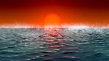 Planetas quentes cobertos por oceanos que possuem uma atmosfera rica em hidrogênio podem ter ambiente próximo da Terra