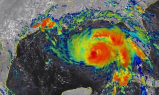 """Tempestade e ventos fortes podem deixar algumas partes do sudeste da Louisiana """"inabitáveis por semanas ou meses"""""""