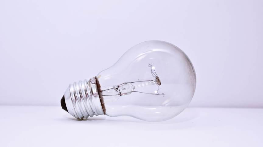Lâmpada Energia Luz