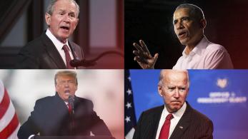 Cada presidente desde 2001 enfrentou uma missão em evolução no Afeganistão, que resultou em dezenas de milhares de vítimas norte-americanas e afegãs