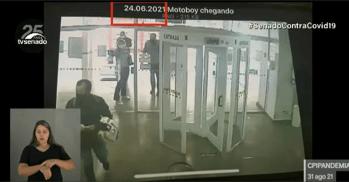 A reação vem após decisão do ministro do STF Nunes Marques, que inviabilizou o depoimento do motoboy nesta terça-feira