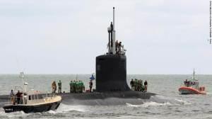 Austrália diz que compreende decepção da França com acordo do submarino