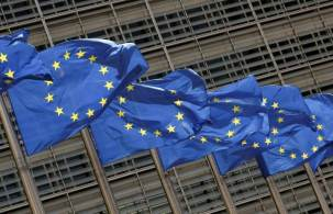Superávit da balança comercial da zona do euro ficou em 13,4 bilhões de euros em julho