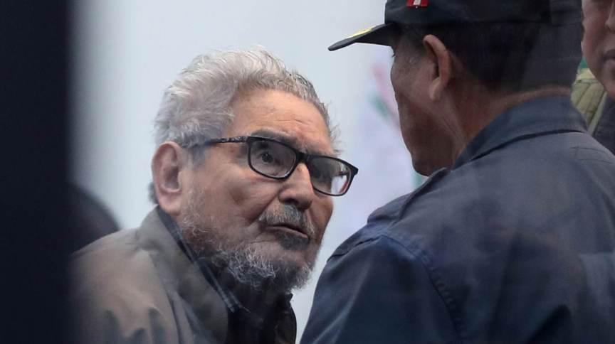 Fundador do Sendero Luminoso, Abimael Guzmán, morreu aos 86 anos