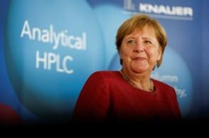 Que mundo será esse sem alguém com o perfil de Angela Merkel?