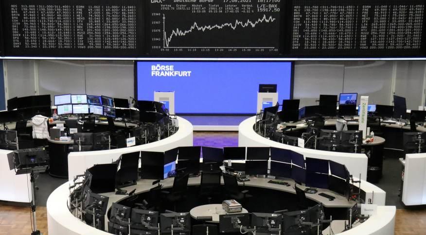 Abertura negativa no mercado americano afetou bolsas da Europa