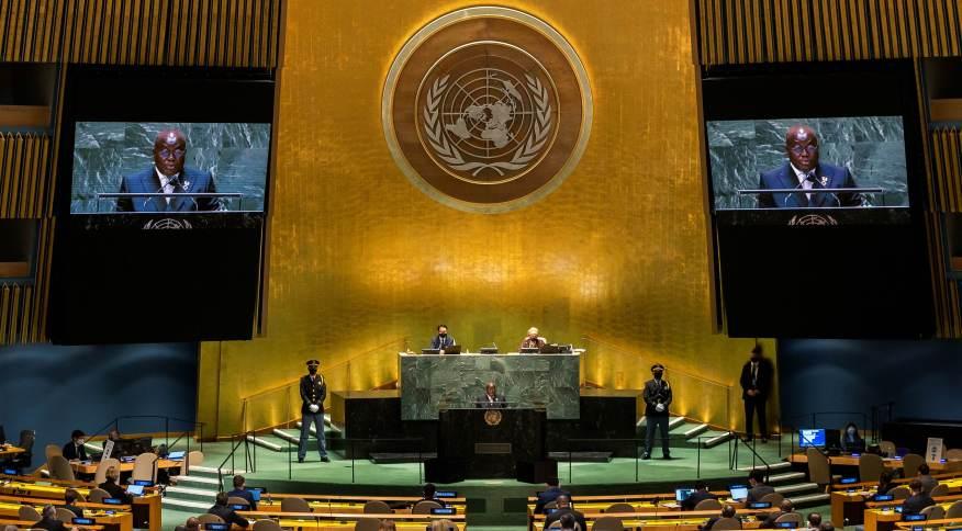 Líderes de países em desenvolvimento fazem alerta na Assembleia-Geral da ONU sobre países ricos que estocam vacinas conta a Covid-19