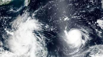 Tufão Chanthu pode ter ventos de até 240 quilômetros por hora enquanto a tempestade Conson parece ser mais branda; países definem medidas de evacuação de regiões