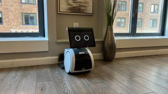 Primeiro robô doméstico da varejista, Astro, está sendo apresentado após quatro anos de desenvolvimento