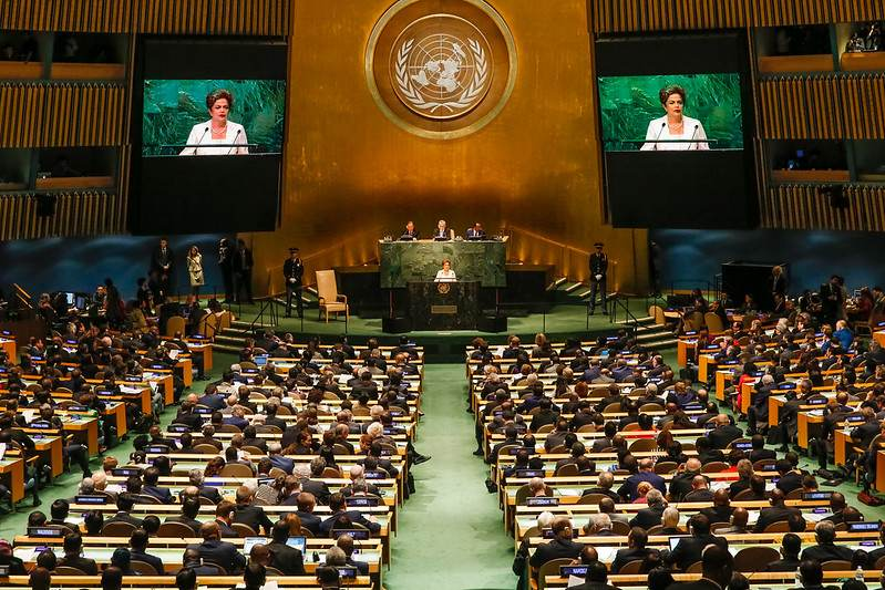 Dilma na ONU