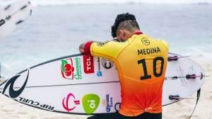 Não é todo dia que você realiza um sonho, diz Medina à CNN após tricampeonato