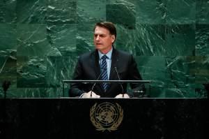 Bolsonaro embarca hoje para NY para participar de Assembleia-Geral da ONU