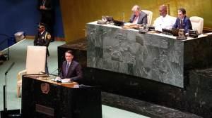 Em NY, Bolsonaro terá reunião com Boris Johnson e presidente da Polônia