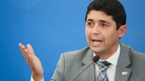 CPI da Covid ao vivo: Wagner Rosário, ministro da CGU, presta depoimento