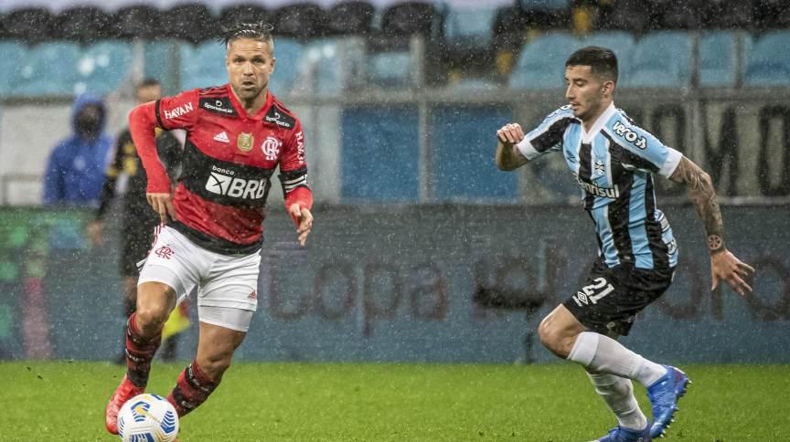Grêmio recorre ao STJD contra público no Maracanã na partida contra o Flam,engo pela Copa do Brasil
