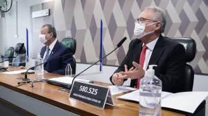 """Suposto """"gabinete paralelo"""" volta a ser o foco da CPI da Pandemia"""