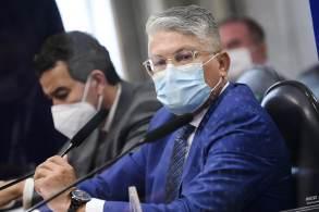 Francisco Araújo, considerado 'plano B' do dia de hoje, prestou depoimento após suposto lobista Marconny Faria não comparecer na sessão